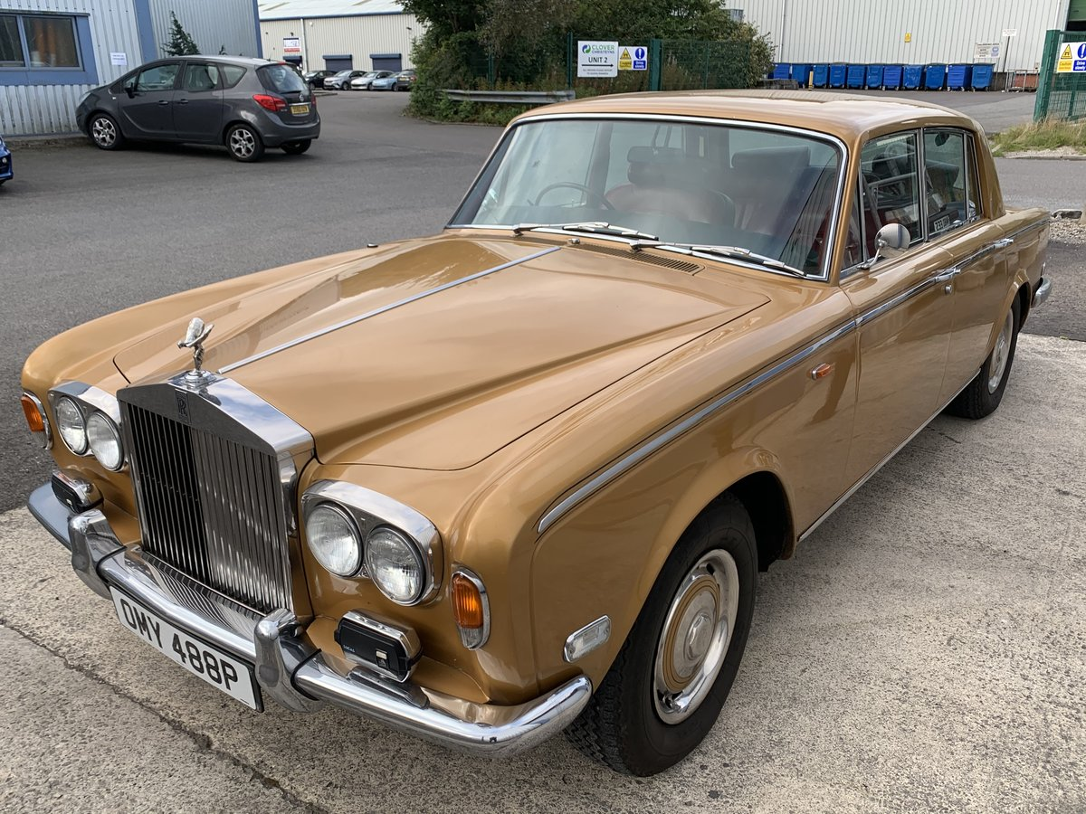 1975 ROLLS ROYCE SILVER SHADOW 1 For Sale (picture 8 of 22)