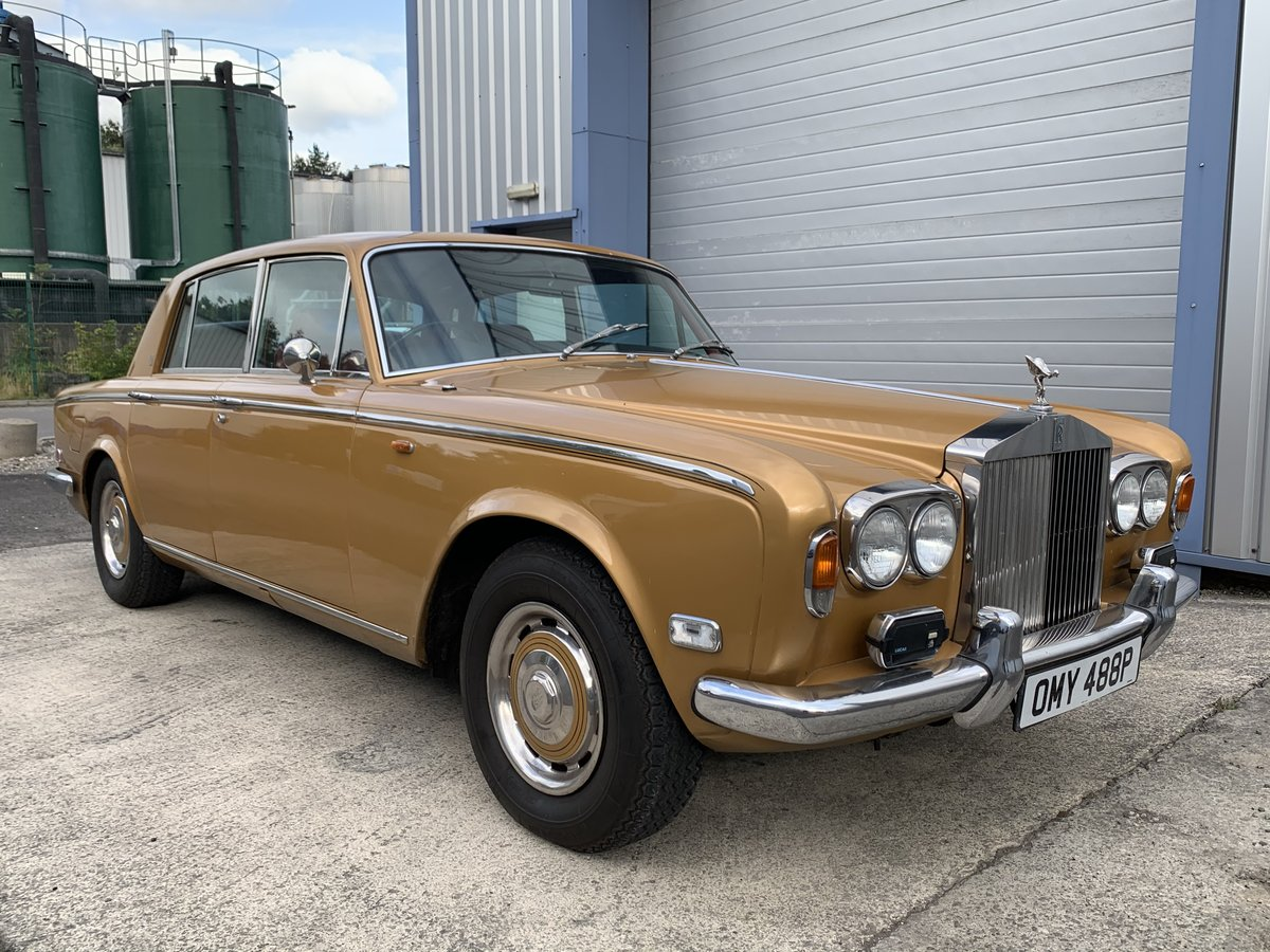 1975 ROLLS ROYCE SILVER SHADOW 1 For Sale (picture 10 of 22)