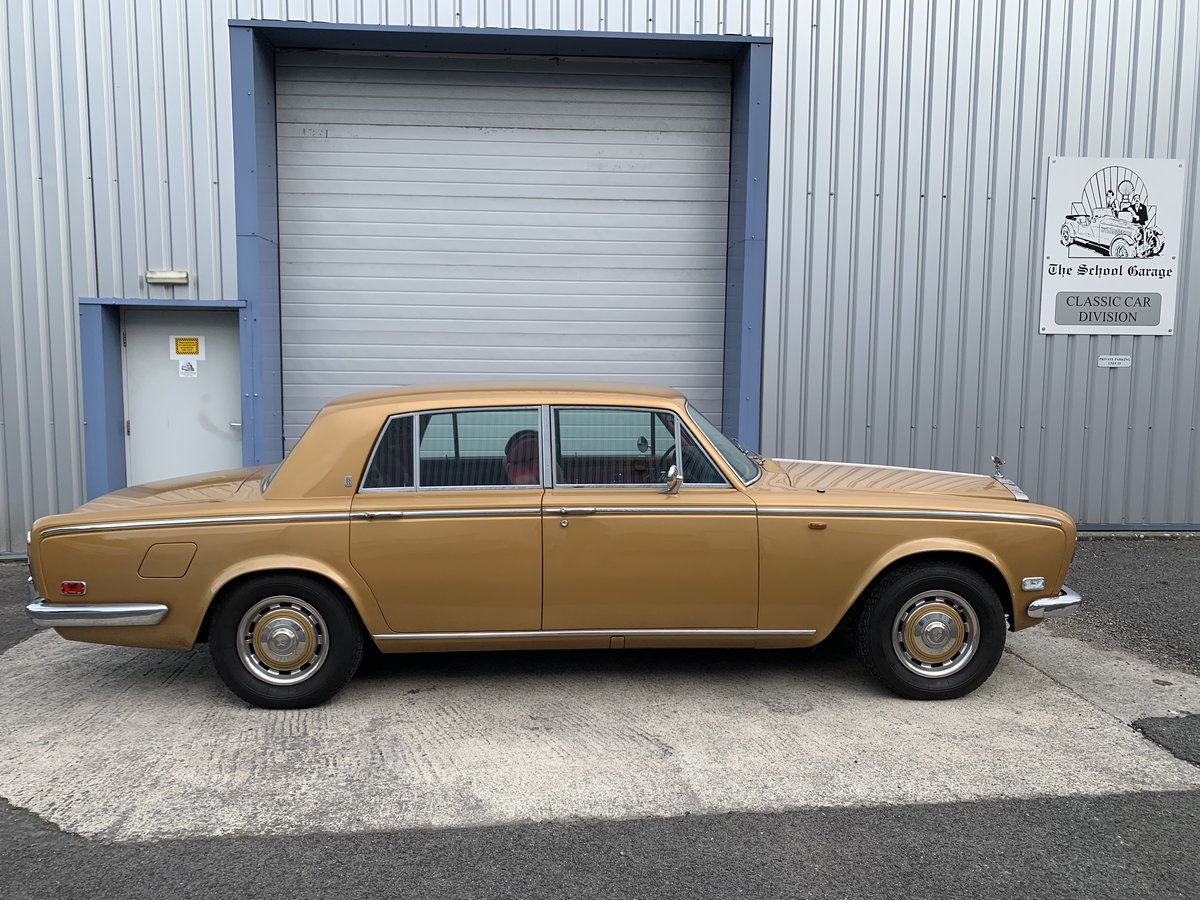 1975 ROLLS ROYCE SILVER SHADOW 1 For Sale (picture 13 of 22)