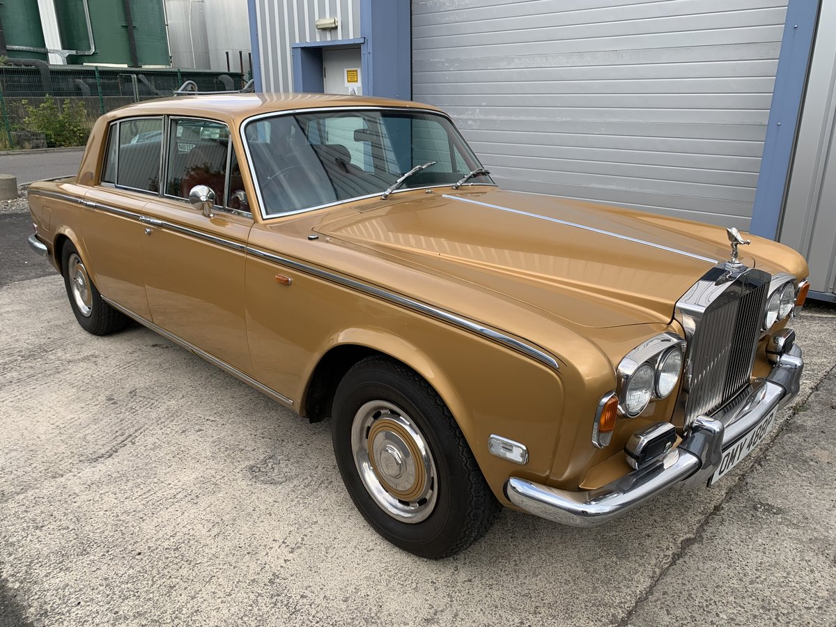 1975 ROLLS ROYCE SILVER SHADOW 1 For Sale (picture 14 of 22)