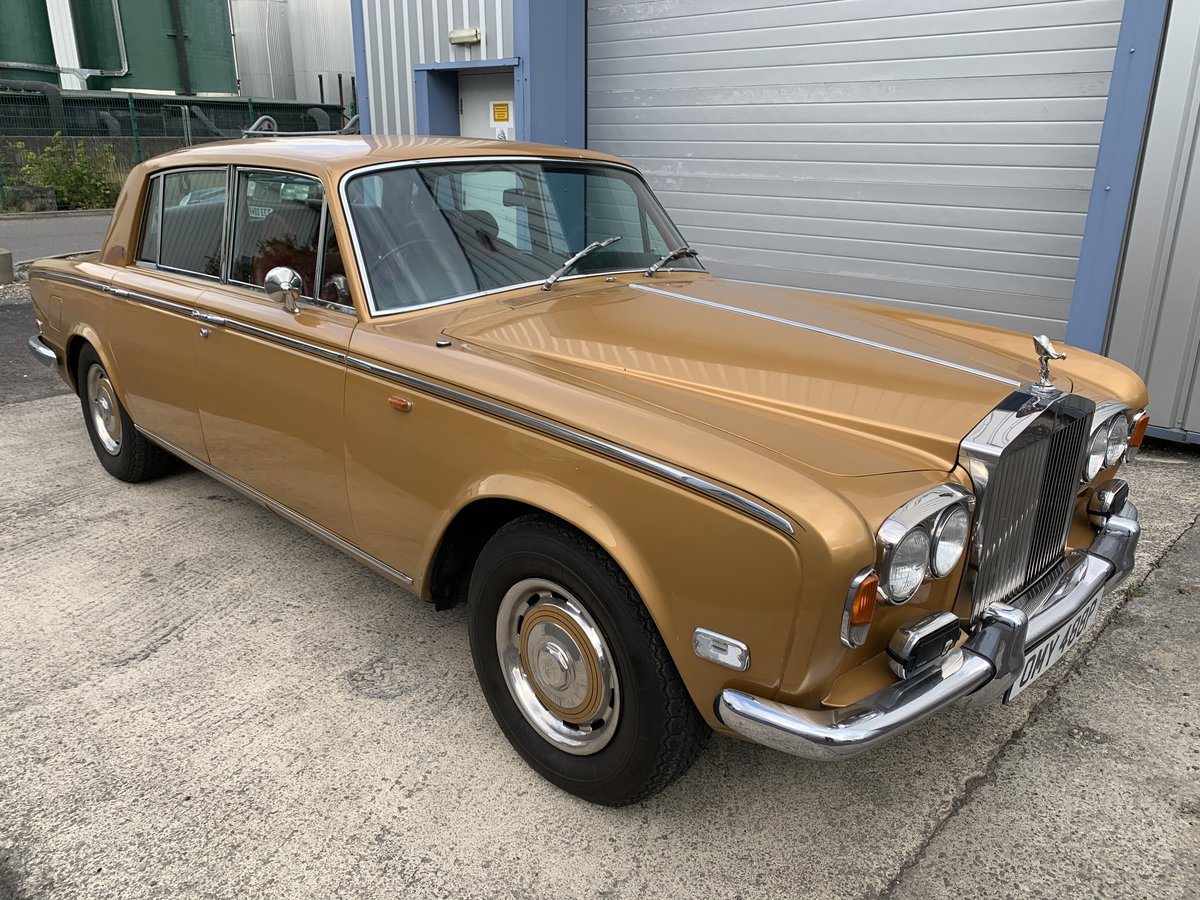 1975 ROLLS ROYCE SILVER SHADOW 1 For Sale (picture 15 of 22)