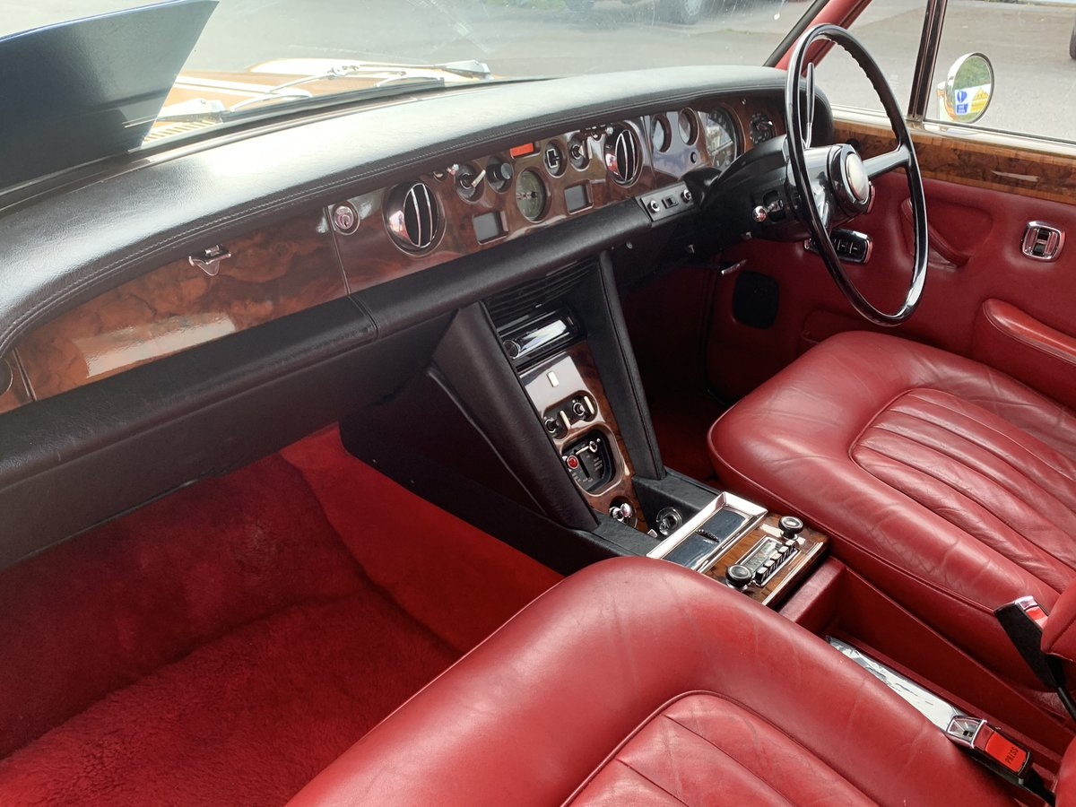 1975 ROLLS ROYCE SILVER SHADOW 1 For Sale (picture 16 of 22)
