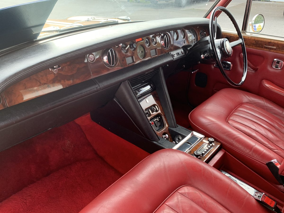 1975 ROLLS ROYCE SILVER SHADOW 1 For Sale (picture 17 of 22)