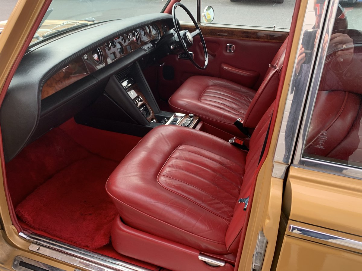 1975 ROLLS ROYCE SILVER SHADOW 1 For Sale (picture 18 of 22)