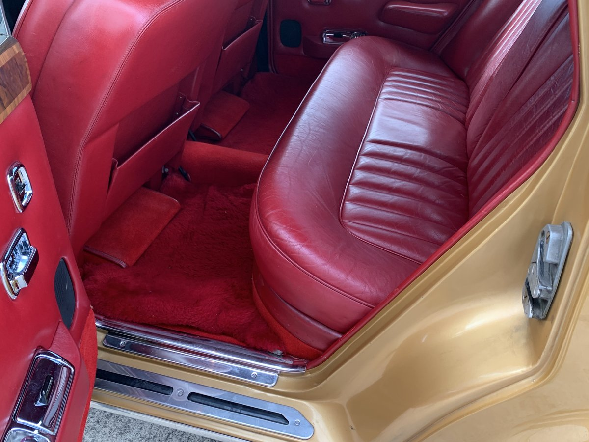 1975 ROLLS ROYCE SILVER SHADOW 1 For Sale (picture 20 of 22)