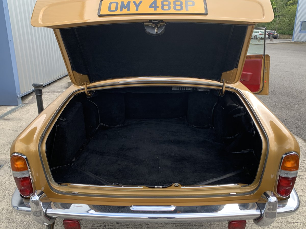 1975 ROLLS ROYCE SILVER SHADOW 1 For Sale (picture 22 of 22)