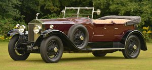 1927 Rolls Royce Phantom 1 Tourer. For Sale