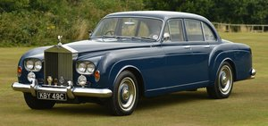 1965 Rolls Royce Silver Cloud III Flying Spur. For Sale