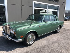 1971 Rolls-Royce Silver Shadow 1 ex show Barcellona