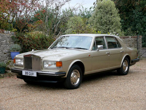 Picture of 1987 Rolls-Royce Silver Spirit  For Sale