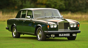 1978 ROLLS ROYCE SILVER SHADOW 2