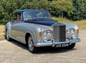 1964 Rolls-Royce Silver Cloud III Four Door Saloon SFU565