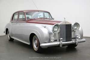 1956 Rolls Royce Silver Cloud I Left-Hand