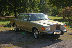 Picture of 1986 Rolls Royce Silver Spirit II For Sale