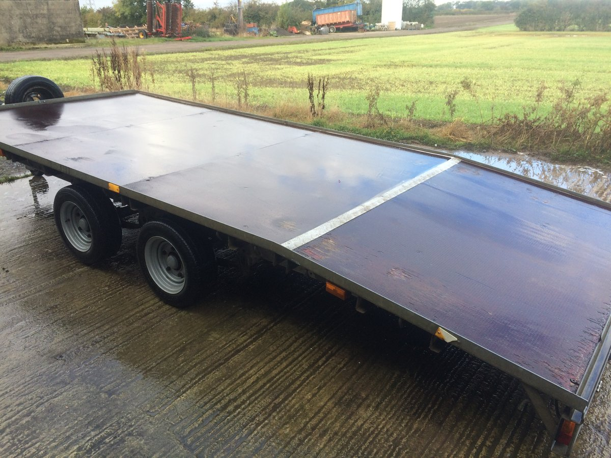 2008 ifor williams bevertail trailer For Sale (picture 5 of 6)