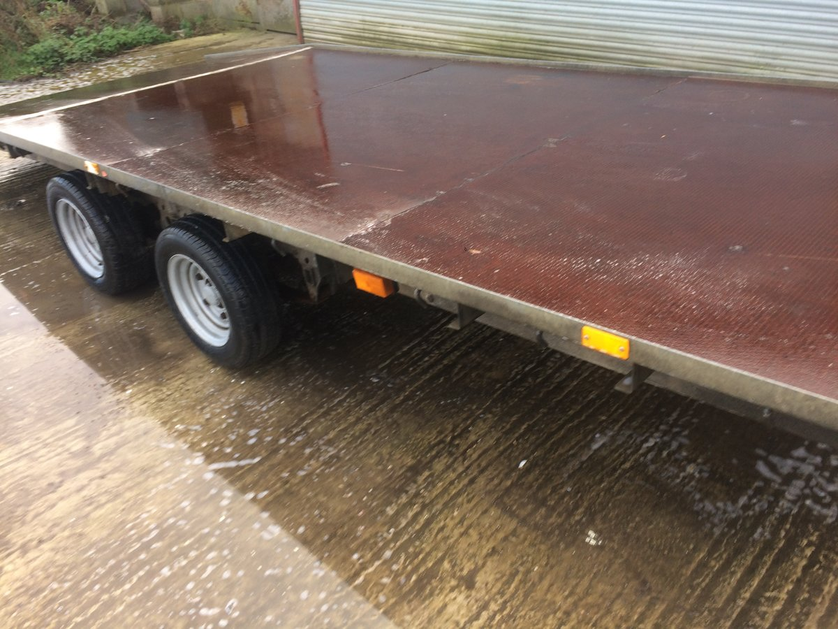2008 ifor williams bevertail trailer For Sale (picture 6 of 6)
