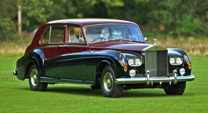 1963 ROLLS ROYCE PHANTOM V JAMES YOUNG PV15 For Sale