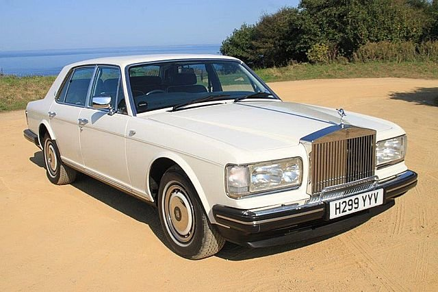 1990 Rolls Royce Silver Spirit 2 (Only 13,000 miles) For Sale (picture 1 of 6)