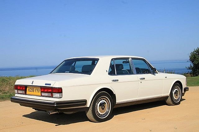 1990 Rolls Royce Silver Spirit 2 (Only 13,000 miles) For Sale (picture 2 of 6)