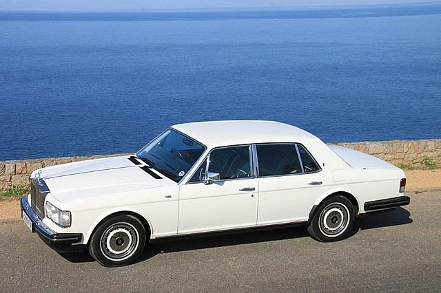 1990 Rolls Royce Silver Spirit 2 (Only 13,000 miles) For Sale (picture 3 of 6)