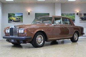 1980 Rolls Royce Silver Shadow II | 52,000 Miles & FSH