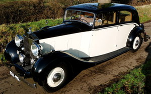 Picture of 1939 ROLLS ROYCE WRAITH SWEPT TAIL BY PARK WARD For Sale
