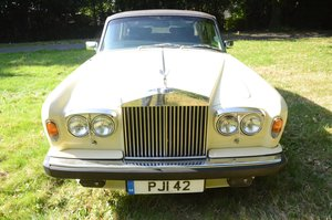 Picture of 1979 Rolls Royce Silver Shadow II For Sale by Auction