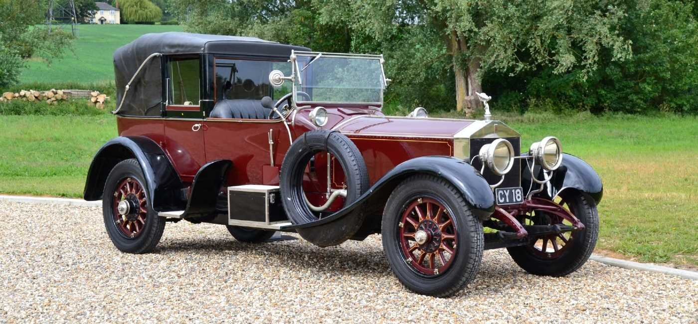 1914 Rolls-Royce Silver Ghost Salamanca For Sale (picture 1 of 6)