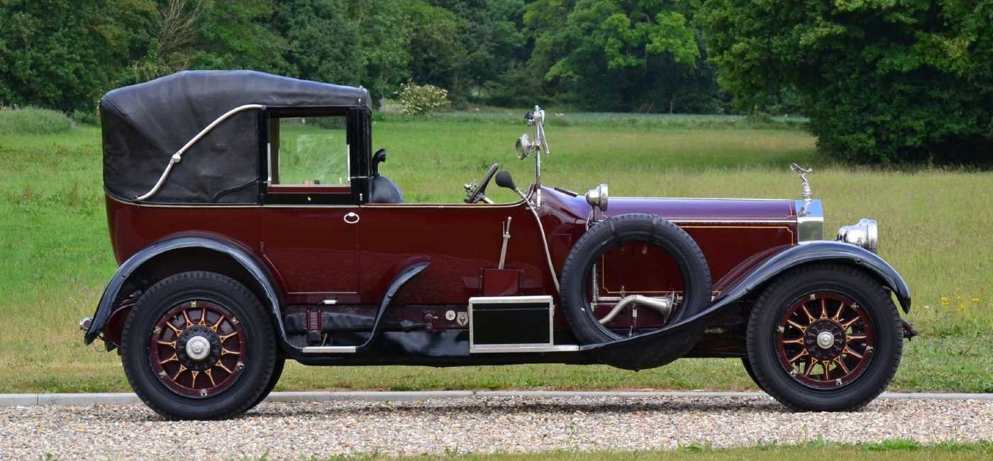 1914 Rolls-Royce Silver Ghost Salamanca For Sale (picture 2 of 6)