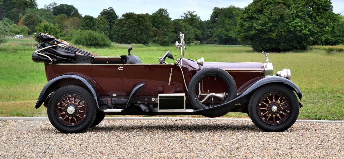 1914 Rolls-Royce Silver Ghost Salamanca For Sale (picture 3 of 6)
