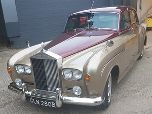 Picture of 1964 Silver Cloud 3 Quality and style