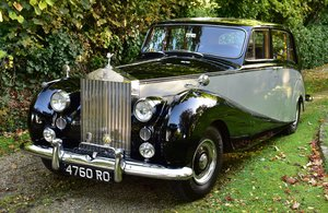 Picture of 1958 Rolls Royce Silver Wraith Hooper Empress Touring Limous
