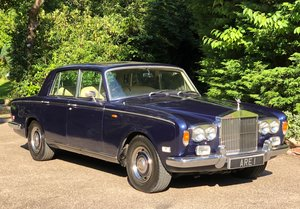 Picture of 1973 ROLLS ROYCE SILVER SHADOW                 extensive history For Sale