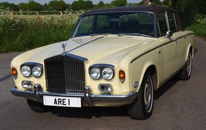 Picture of 1975 ROLLS ROYCE SILVER SHADOW For Sale