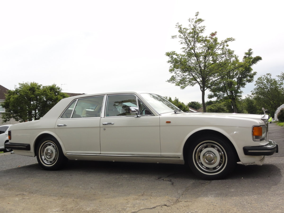 1986 Rolls Royce Silver Spirit For Sale (picture 3 of 6)