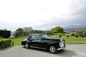 1964 Rolls-Royce Silver Cloud III Adaptation