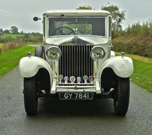 Picture of 1932 Rolls-Royce Thrupp and Maberly Limousine For Sale