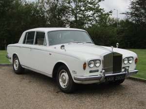 Picture of 1968 Rolls Royce Silver Shadow at ACA 7th November