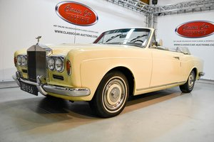 Picture of Rolls-Royce Silver Shadow 1969 For Sale by Auction