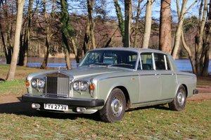 Picture of 1980 Rolls Royce Silver Shadow II  low mileage