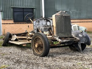 Picture of 1933 Rolls-Royce 20/25 HP Rolling Chassis For Sale by Auction