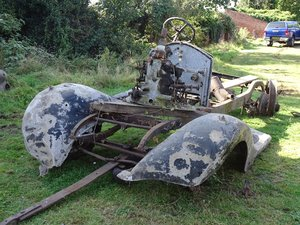 Picture of c1925 Rolls-Royce 20 HP Rolling Chassis For Sale by Auction