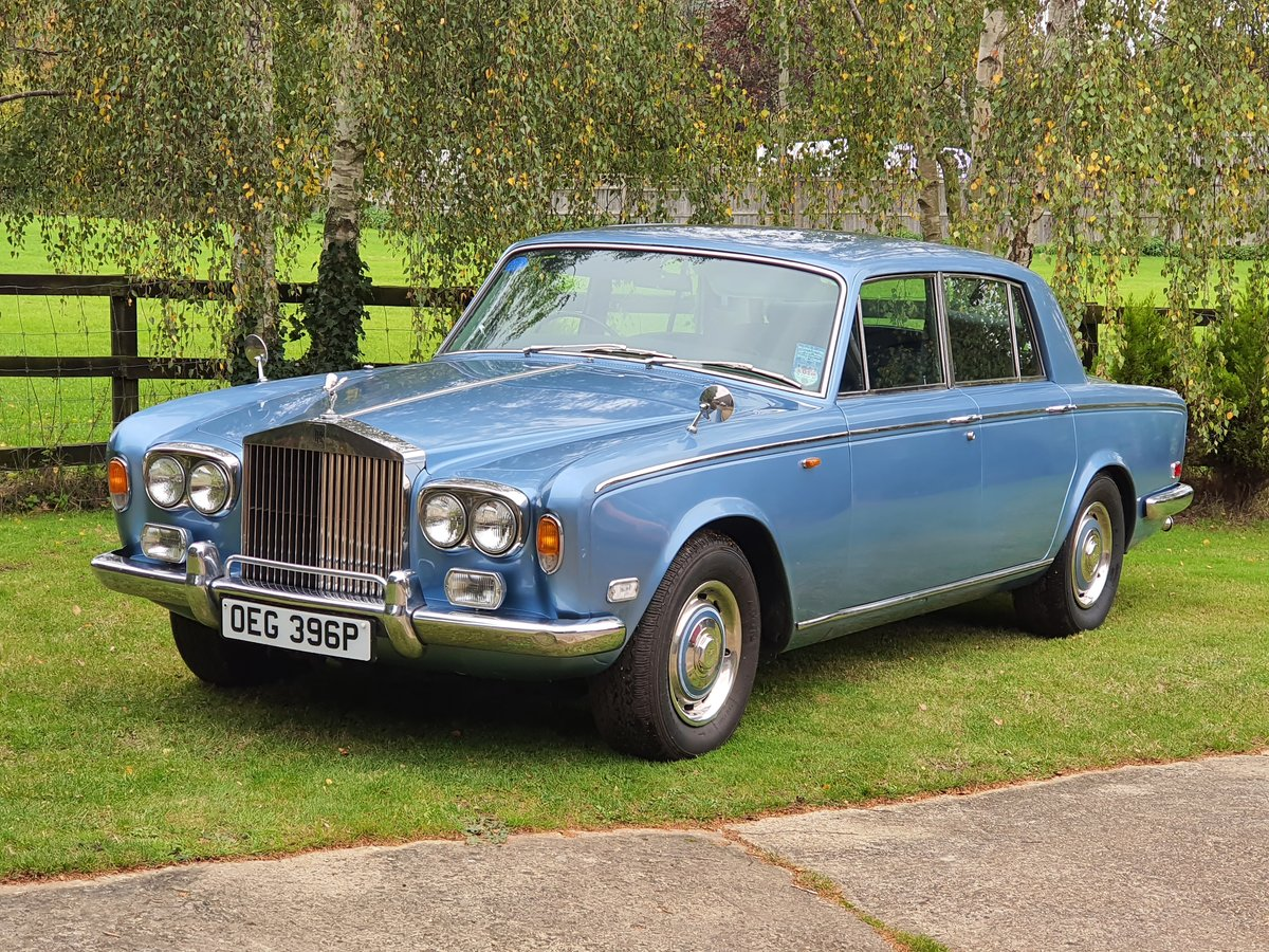 Picture of 1975 Rolls Royce Series 1A Silver Shadow For Sale