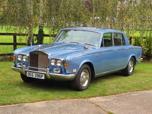 Rolls Royce Series 1A Silver Shadow