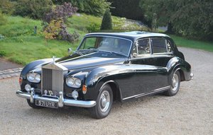 Picture of 1962 Rolls-Royce Cloud III James Young Owner/Driver Saloon For Sale by Auction