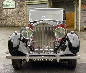 1939 Rolls-Royce Wraith H. J. Mulliner Limousine WXA100