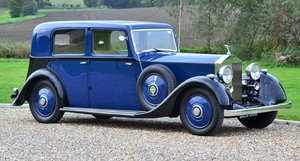 Picture of 1936 Rolls-Royce 25/30 SOLD