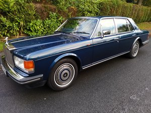 Picture of 1988 F Rolls Royce silver spirit 51000 miles