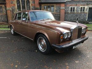 Picture of ROLLS ROYCE SILVER SHADOW 2 1980 STUNNING CONDITION For Sale