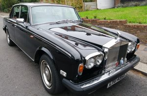Picture of 1980 ROLLS-ROYCE SILVER SHADOW II For Sale by Auction